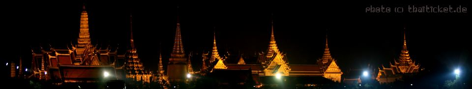 Bangkok Hotels & Travel Information in German